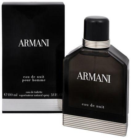 Giorgio Armani Eau De Nuit - EDT 100 ml
