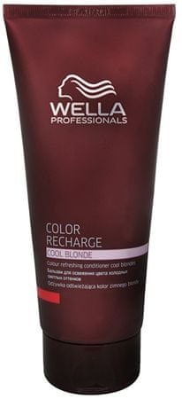 Wella Professional Kondicionér pre oživenie blond vlasov Color Recharge (Cool Blonde Conditioner) 200 ml