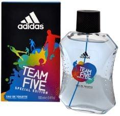 Adidas Team Five - woda toaletowa