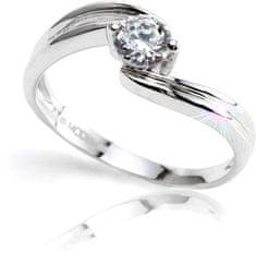 Modesi Zásnubní prsten Q8329L stříbro 925/1000