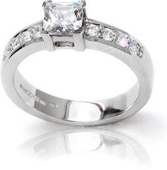 Modesi Zásnubní prsten QJR5000L stříbro 925/1000
