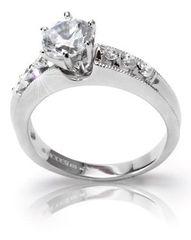 Modesi Zásnubní prsten QJRY4059L stříbro 925/1000