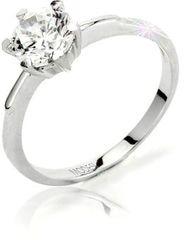 Modesi Zásnubní prsten Q13376-1L stříbro 925/1000