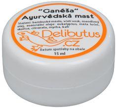 Delibutus Ayurvédská mast Ganéša 15 ml