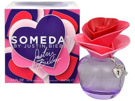 Justin Bieber Someday - woda perfumowana 100 ml