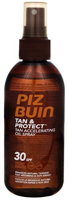 Piz Buin Tan & Protect Tan Accelerating Oil spray SPF30 150 ml