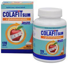 Dacom Pharma Colafit slim s Glukomanánu 120 tob