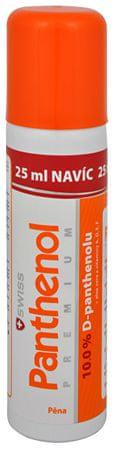 Simply you Panthenol 10% Swiss PREMIUM pěna 125 ml + 25 ml ZDARMA