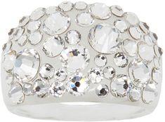 Troli Prsteň Bubble Crystal