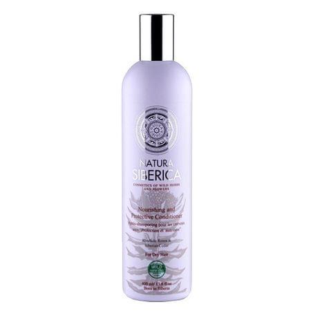 Natura Siberica Kondicionér pro suché vlasy - Ochrana a výživa (Nourishing and Protective Conditioner) 400 ml