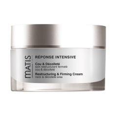 Matis Paris Intenzivní krém na krk a dekolt Cou & Décolleté Réponse Intensive (Restructuring & Firming Cream) 50