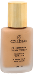 Collistar Make-up pro perfektní vzhled SPF 10 (Perfect Wear Foundation) 30 ml