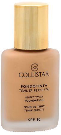 Collistar Makijaż dla doskonałego wyglądu SPF 10 (Idealny Wear Foundation) 30 ml (cień 01)
