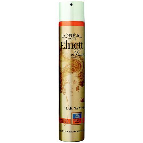 L'Oréal Lak na vlasy pro ochranu barvy Elnett (Objem 300 ml)