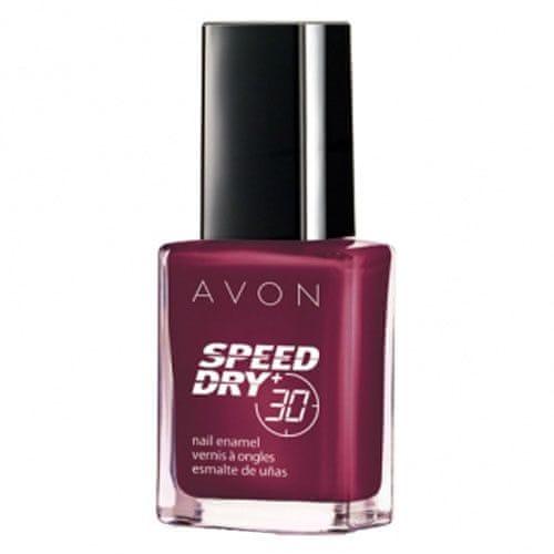 Avon Rychleschnoucí lak na nehty Speed Dry+ 30 12 ml Crystal Calm