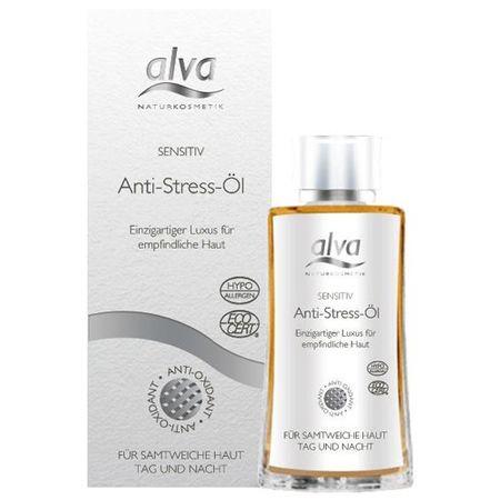 Alva Olej twarz dla skóry wrażliwej antystresowy Sensitive 30 ml