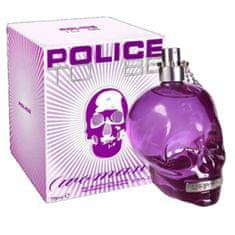 Police To Be Woman - woda perfumowana
