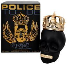Police To Be The King - woda toaletowa