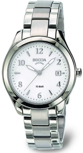 Hodinky boccia titanium 3219 01 damske 80 produktů. Boccia Titanium Trend  3224-01 709cdba19b