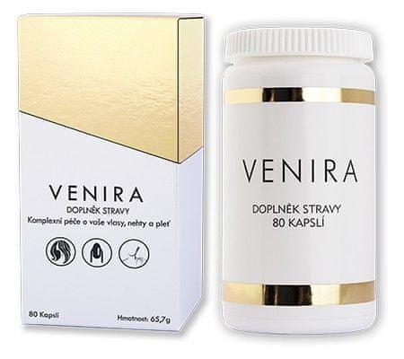 TOPADROIT Venira starostlivosť o vlasy, nechty a pleť 80 kapsúl