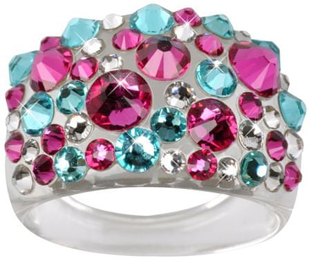 Troli Bubble Pink/Turquois gyűrű (áramkör 50 mm)
