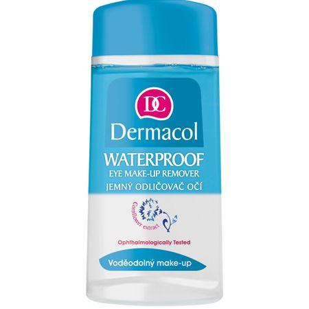 Dermacol Jemný odličovač očí (Waterproof Eye Make-up Remover) 120 ml
