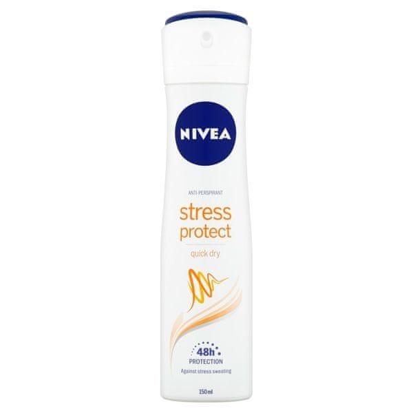 Nivea Antiperspirant ve spreji Stress Protect 150 ml
