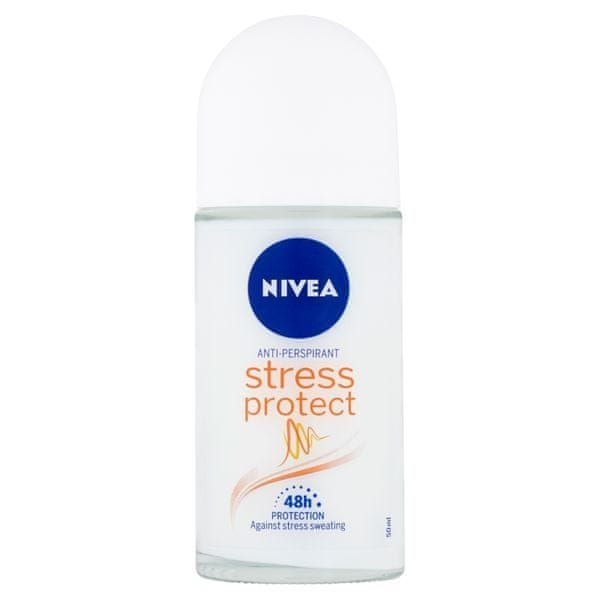 Nivea Kuličkový antiperspirant Stress Protect 50 ml