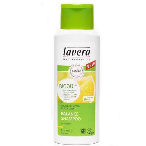 Lavera Šampon pro normální a mastné vlasy Balance (Objem 250 ml)