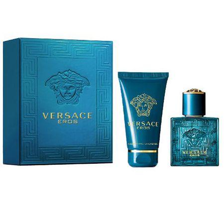 Versace Eros - EDT 30 ml + sprchový gél 50 ml