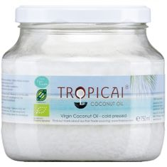 Ostatní Panenský kokosový olej Tropicai