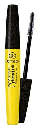 Dermacol Mega predlžujúca riasenka Vampire (Mega Long Lashes) 8 ml (Odtieň čierna)