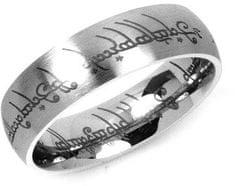 Silvego stalowy pierścień Władca pierścieni może RRC2010