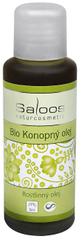 Saloos Bio Konopný olej lisovaný za studena 50 ml
