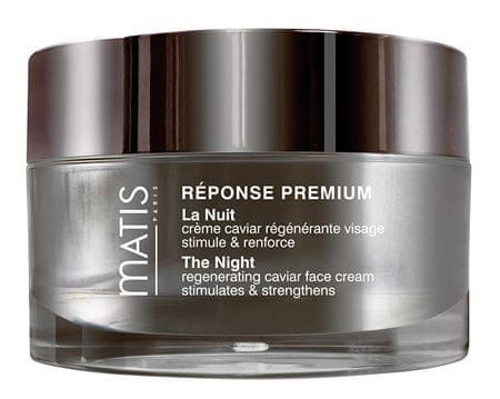 Matis Paris Regenerujący krem na noc dla wszystkich typów skóry réponse Premium La Nuit 50 ml