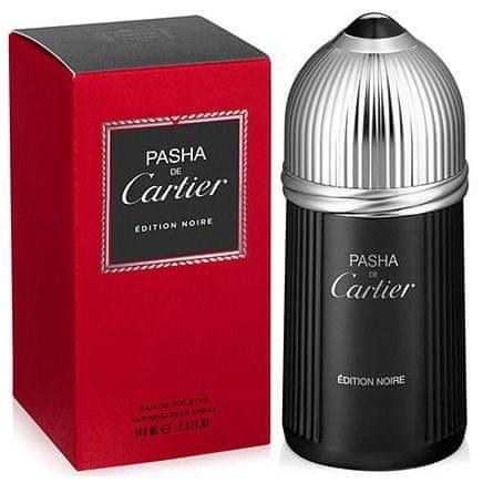 Cartier Pasha De Cartier Edition Noire Sport toaletní voda pánská 50 ml