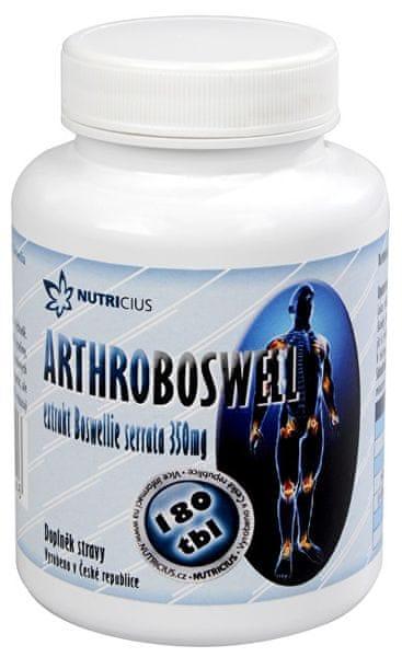 NUTRICIUS Arthroboswell 180 tbl.