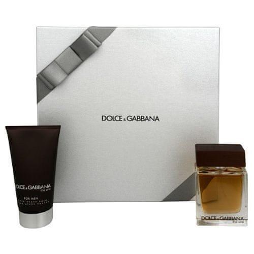 Dolce & Gabbana The One For Men - EDT 50 ml + balzám po holení 75 ml pro muže