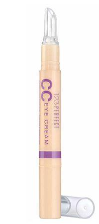 Bourjois Hydratačný korektor na očné okolie 123 Perfect (CC Eye Cream) 1,5 ml (Odtieň 21 Ivoire)