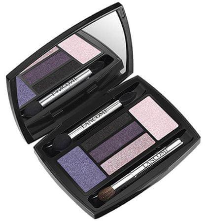 Lancome Paleta cieni do spalin do makijażu oczu hipnozy Teatr (5 paleta kolorów Zadymionych oczy), 2,7 g (ci