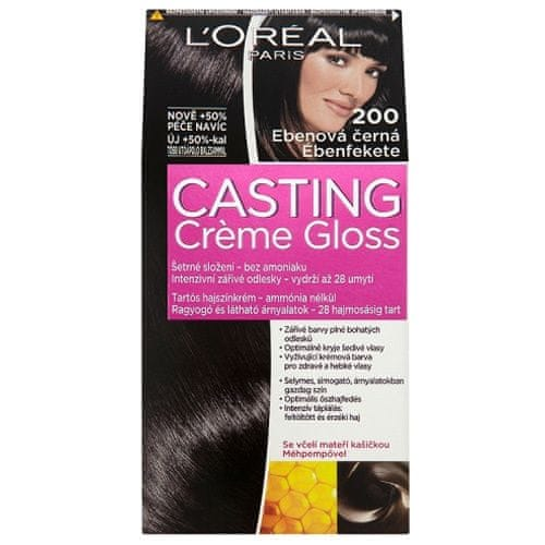 L'Oréal Barva na vlasy Casting Crème Gloss (Odstín 400 tmavý kaštan)