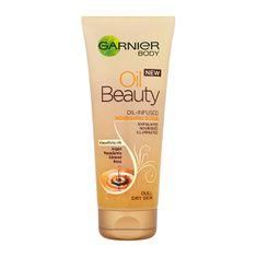 Garnier Zkrášlující tělový peeling (Oil Beauty Scrub) 200 ml
