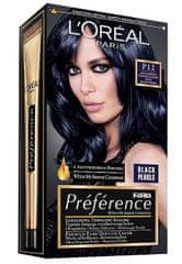 L'Oréal Farba na vlasy Préférence Black Pearls