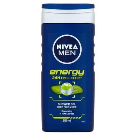Nivea Żel pod prysznic dla mężczyzn Energii (objętość 500 ml)