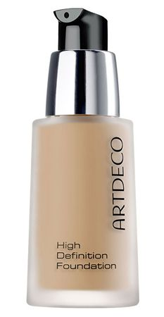Art Deco New krémállagú alapozó (High Definition Foundation) 30 ml (árnyalat 45 Light Warm Beige)