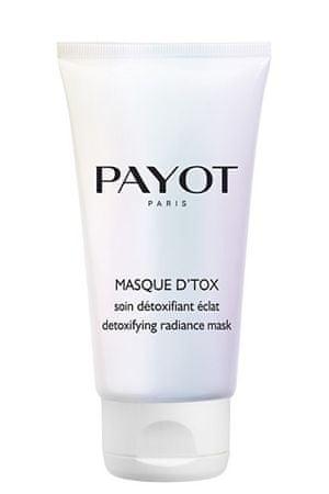 Payot Detoksykacji maska z lepszą efektu Maski D`Tox 50 ml