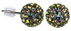 Troli Náušnice Ball PU08 Vitrail Medium