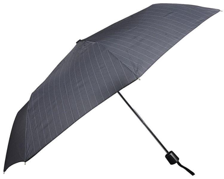 Doppler Pánský skládací mechanický deštník Mini Fiber vzorovaný 726467-1