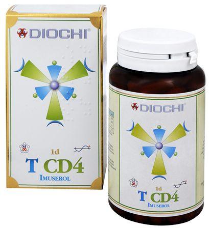 Diochi T CD4 Imuserol 80 kapslí