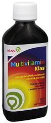 Klas Multivitamin 200 ml